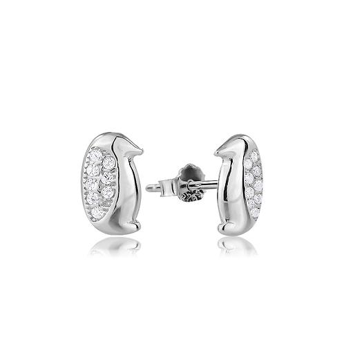 Earrings - Penguins