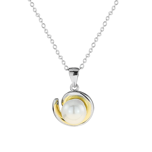 Pendant - Abstract Pearl