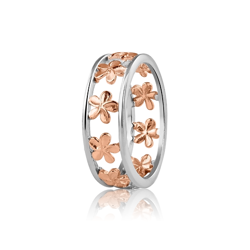 Ring - Rose Floral