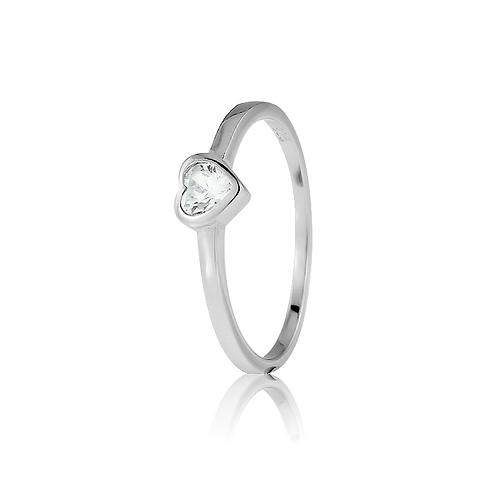 Ring - Simple Heart