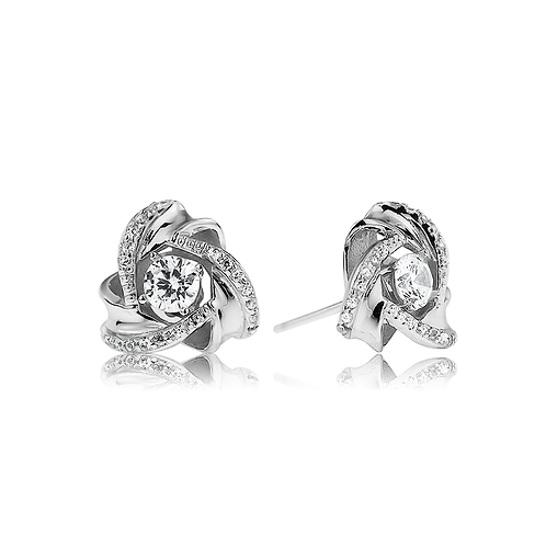 Earrings - Spirals