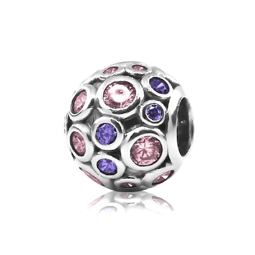Pink & Purple Stones
