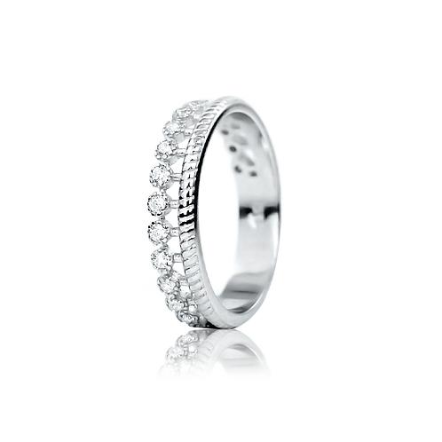 Ring - Crystal Tiara