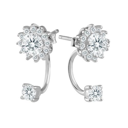 Earrings - Crystal Splendour