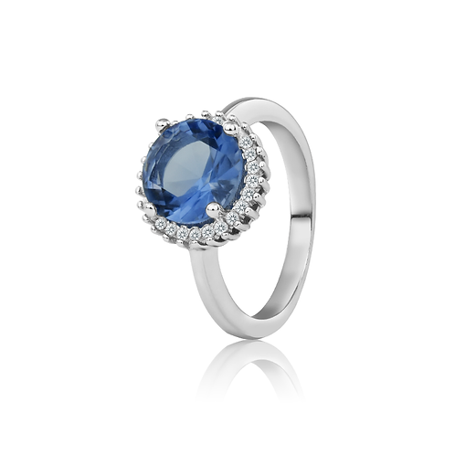 Ring - Tanzanite Glitz