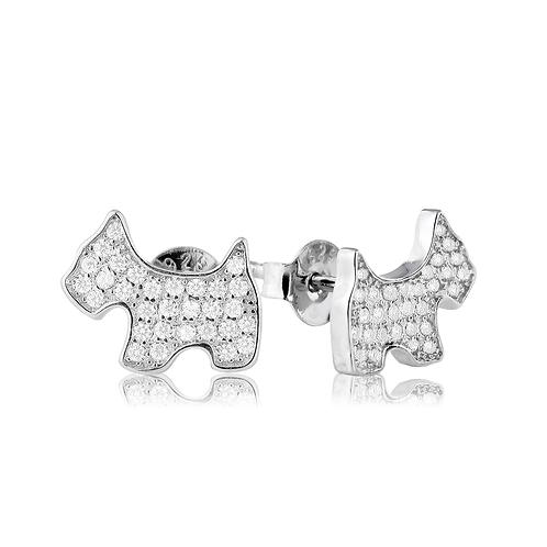 Earrings -Scottie Dogs