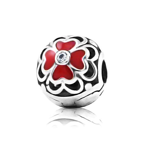 Clip - Red Wallflower