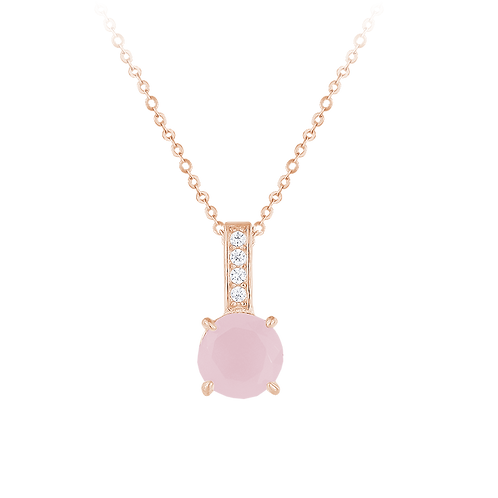 Pendant - Rose Quartz