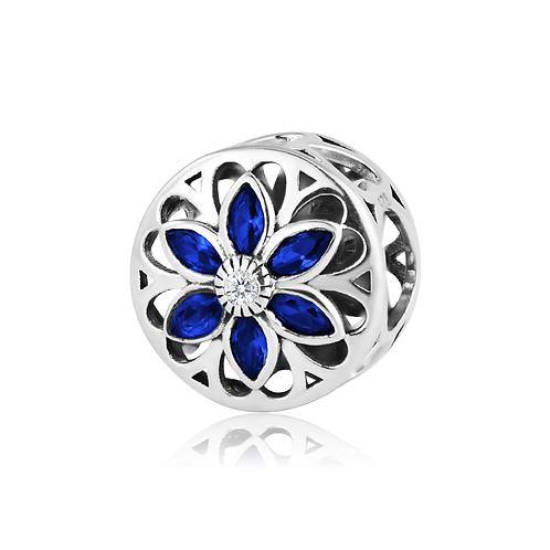 Sapphire Petals