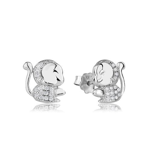 Earrings - Monkeys