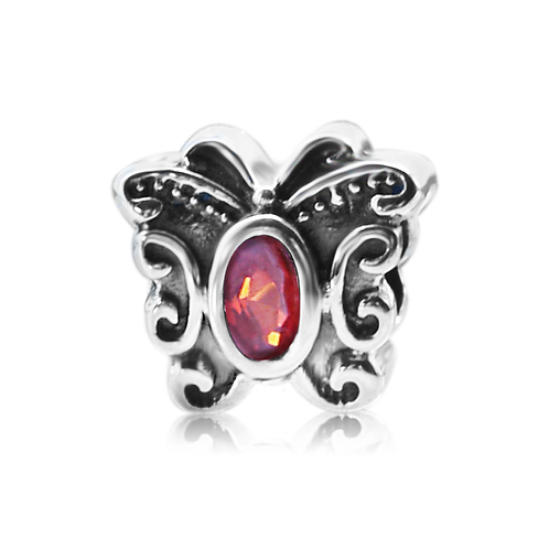 Butterfly - Red