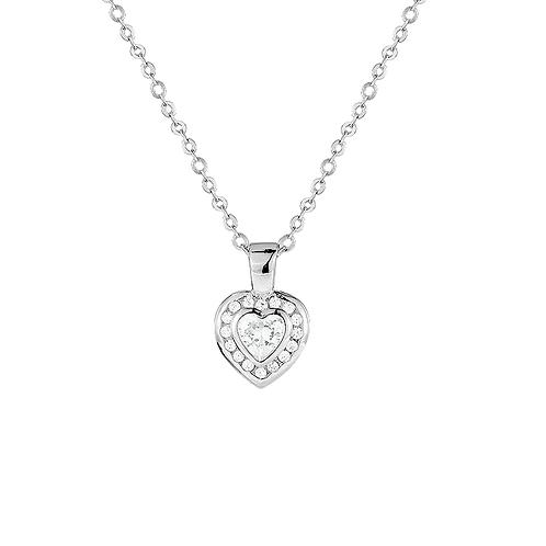 Pendant - Crystal Heart