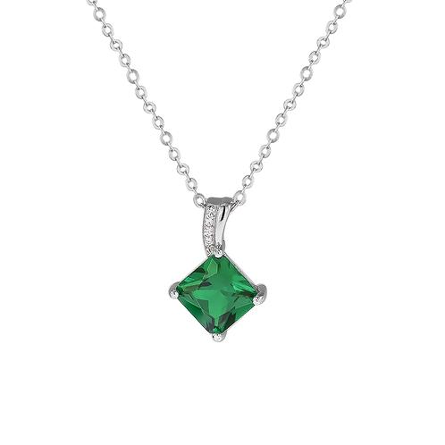 Pendant - Emerald Elegance