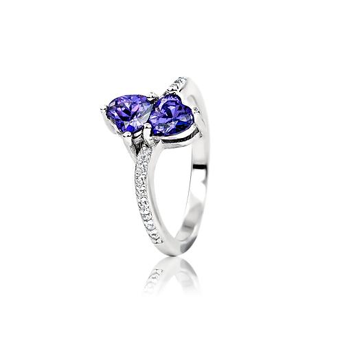 Ring - Violet Love