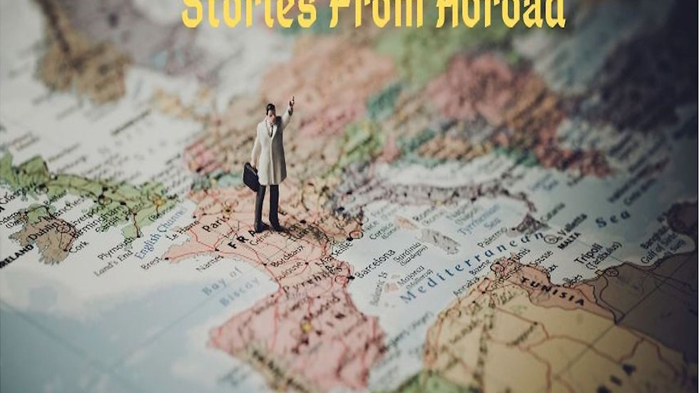 Io Vagabondo: Stories From Abroad (Ebook)