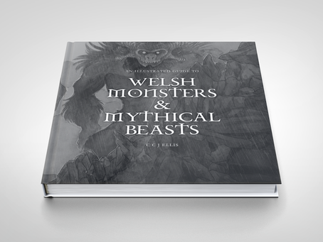 Welsh Monsters & Mythical Beasts Published