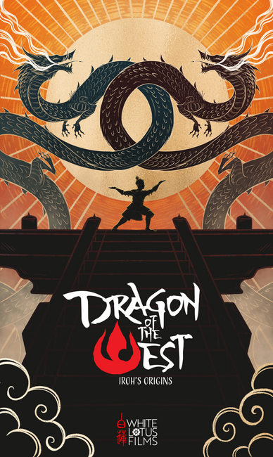 Dragon of the West - 2