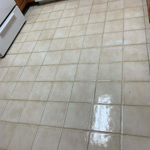 Tile Cleaning - After