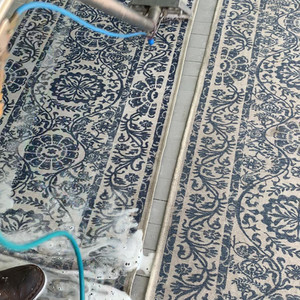Area Rug Cleaning magic!