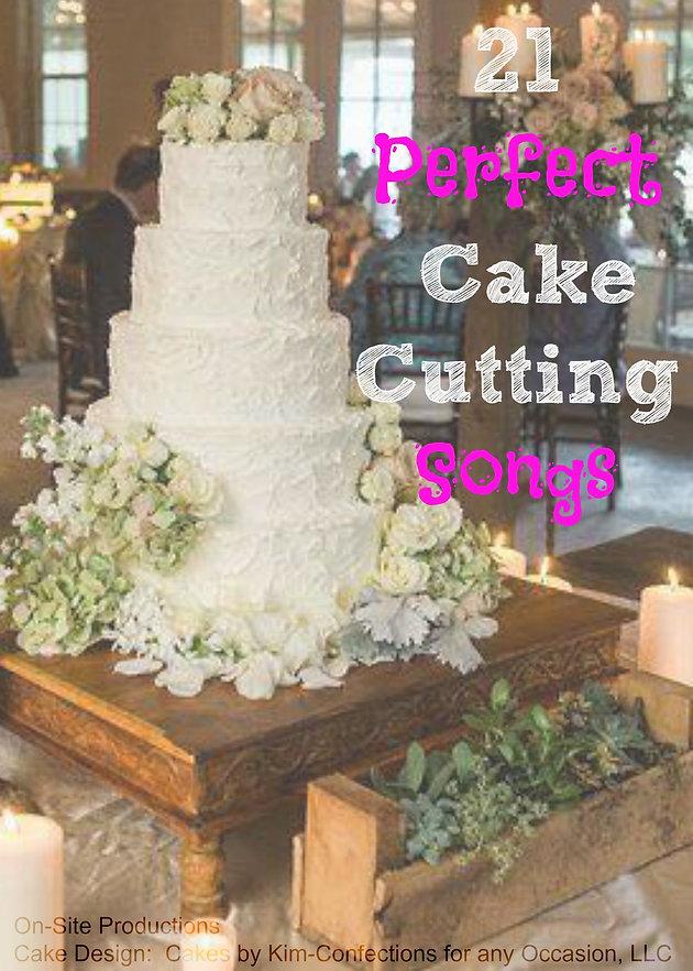 Cake Cutting Songs Wedding Dj Wedding Lights Wedding Drapes