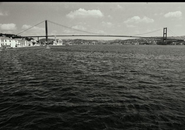 Bosporus & Fatih Sultan Mehmet bridge