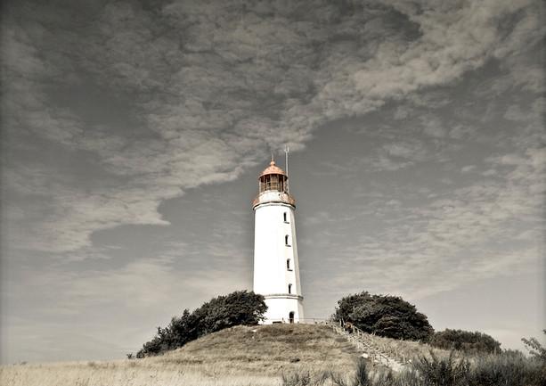 Lighthouse Dornbusch (Hiddensee) 2013