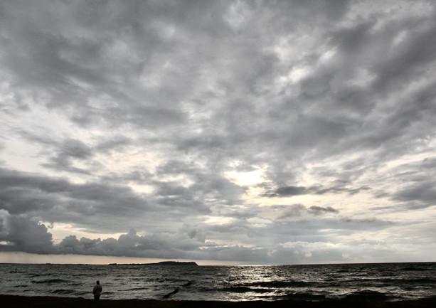 Baltic Sea near Dranske (Rügen) 2018