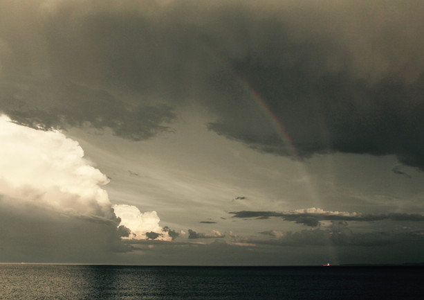 Baltic Sea (view from Sassnitz) 2015