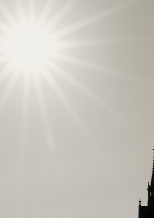 The Minster and the Sun