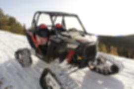 Snowmobile Rental