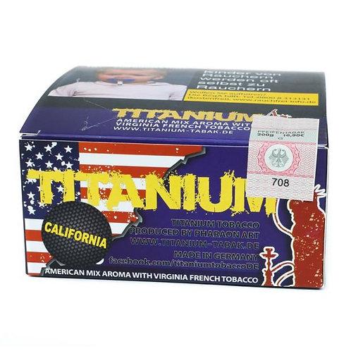 TITANIUM 200g CALIFORNIA