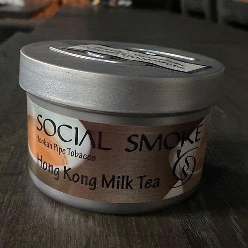 SOCIAL SMOKE Tabak 250gr Hong Kong Milch Tee