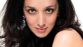 Valeria Tornatore is Cenerentola. From 11 to 18 December 2019 Valeria Tornatore is Angelina in Cener
