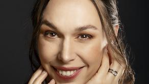 Mezzo-soprano Carine Séchaye. Amazing Orest in Die schöne Helena by Offenbach at Theater St Gallen,