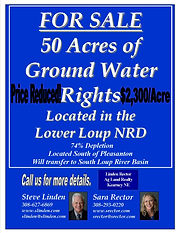 information sheet- water rights Bob hunt
