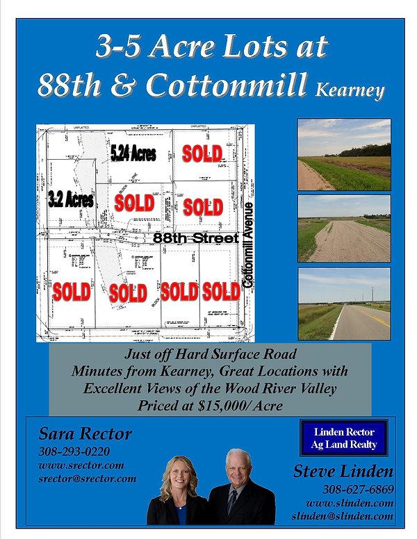 information sheet- woodward lots at 88 a