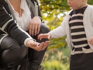 Das erste Herbstshooting mit Kathleen und ihrer Familie