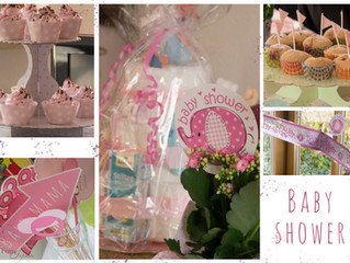 Babyshower/Babyparty Reportage