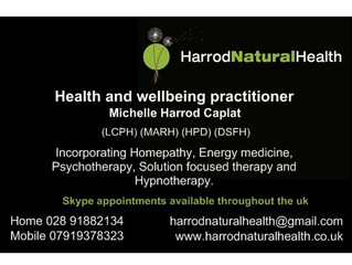 How I help my clients to better health as a health and wellbeing practitioner