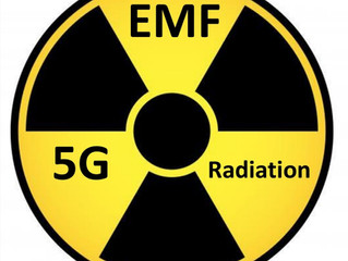 5G, EMF (Electromagnetic Radiation) and Homeopathic Remedies.