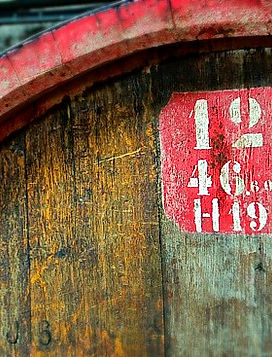 wine barrel, chateauneuf du Pape, wine making