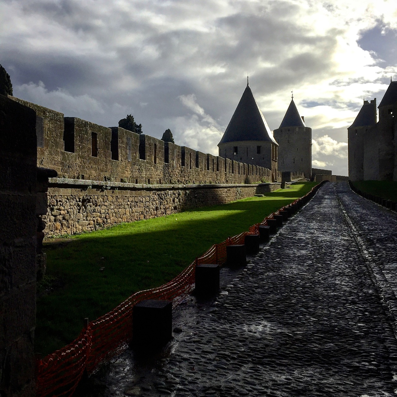 carcassonne remparts