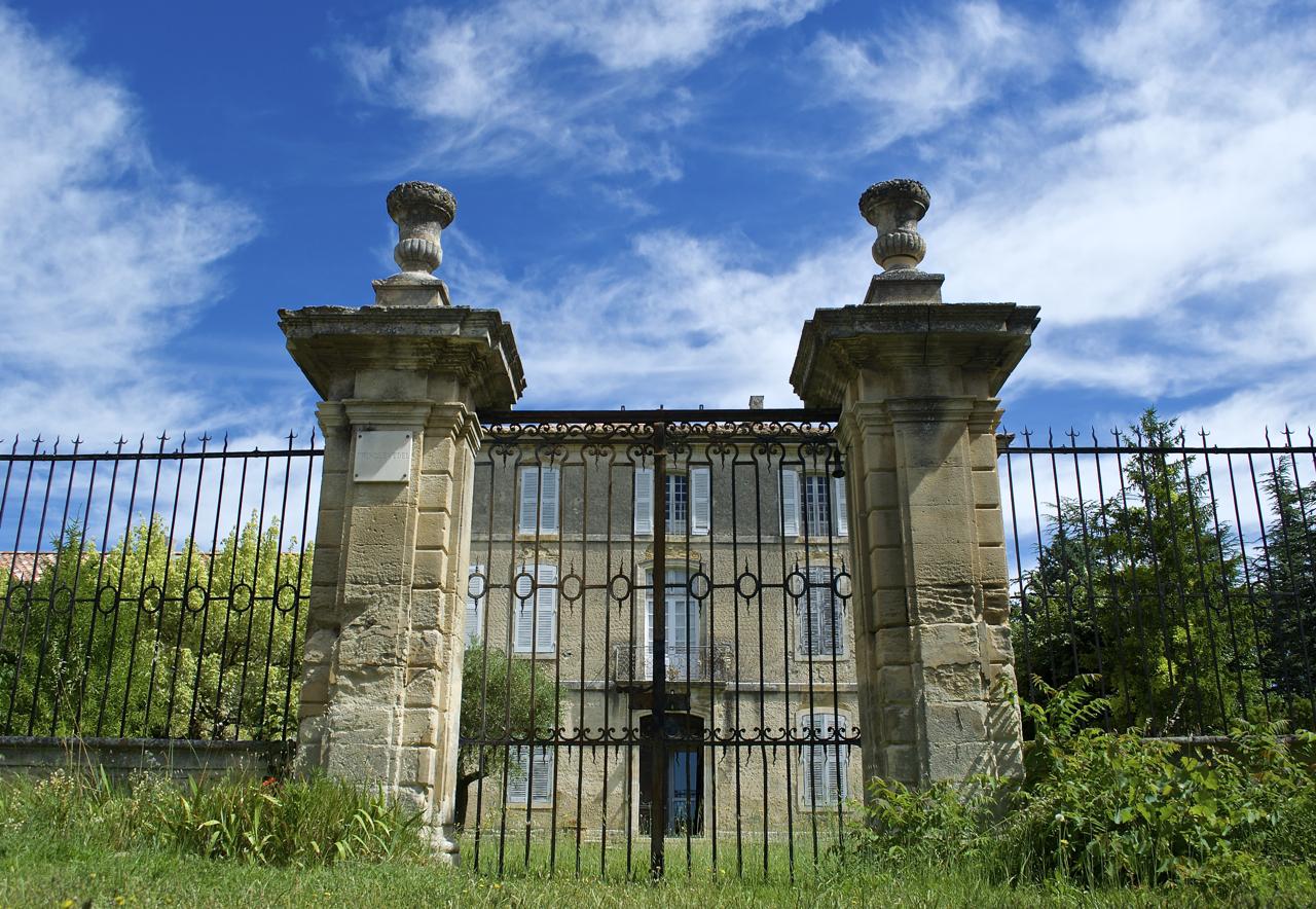 Chateau de Trinquevedel