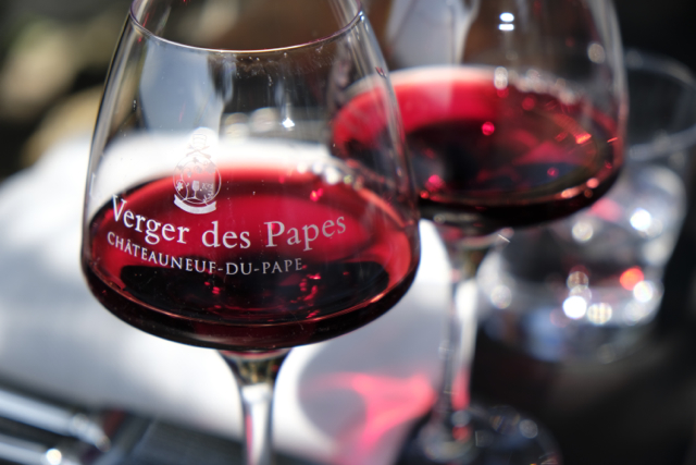 Chateauneuf du Pape reds