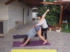 Teacher training in Jericho