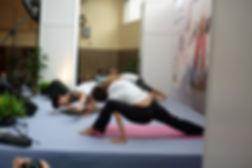Yogabeats training