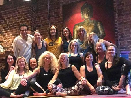 Yogabeats inspires Eastbourne!