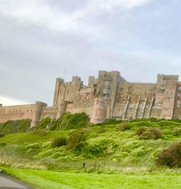 ...Scotland...The local castle...