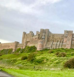 ...Scotland...The local castle...