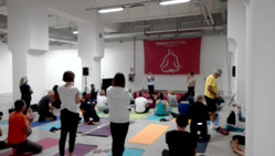 ...Yogafestival Milano 2018...